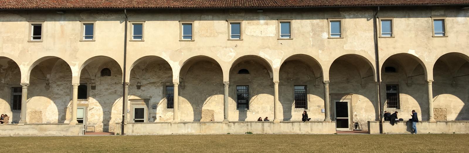 Sant'Agostino Chiostro Grande